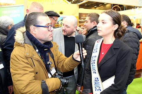 Miss Elégance France en interview