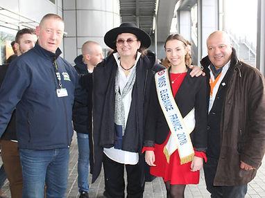 Miss Elégance France et Marc Veyrat