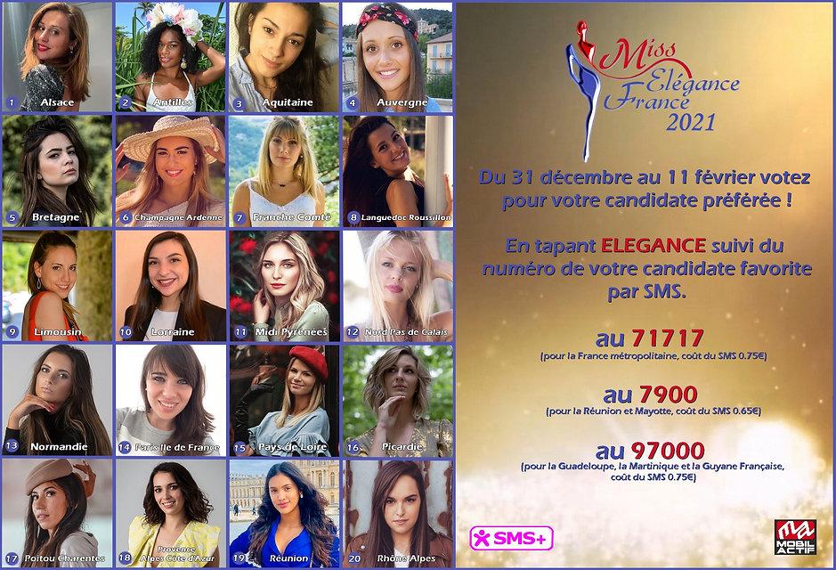 Miss Elégance France 2021