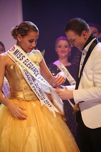 Livia Hoarau Miss Elégance France 2017