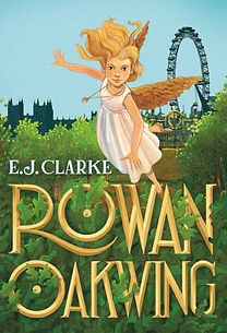EJ Clarke author Rowan Oakwing