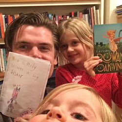 My daughter wrote a book too!