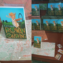 Window Display at Queen's Park Books