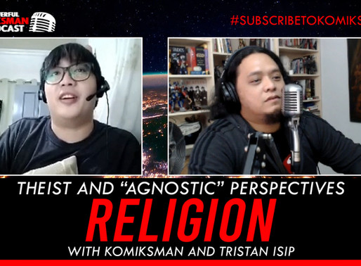 Discussing RELIGION on a Podcast RIGHT