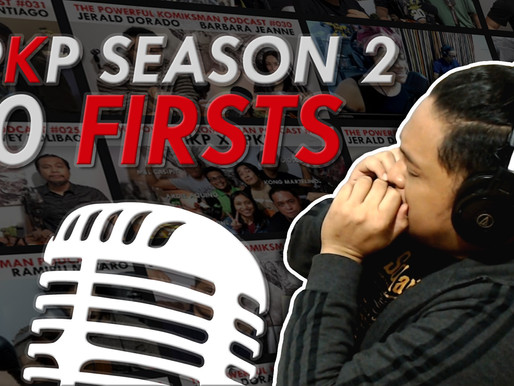 10 Pinoy Podcast Firsts That Happened on TPKP: Season 2