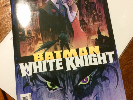 Batman: White Knight (Reading and Review) -TPKP 003