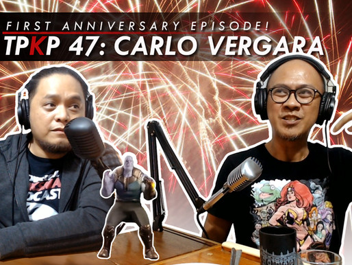 TPKP Turns 1 with a Powerful Carlo Vergara Episode