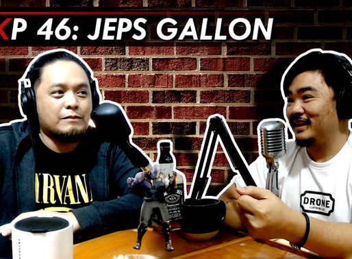 Jeps Gallon: A Pinoy Stand Up Comic's Story