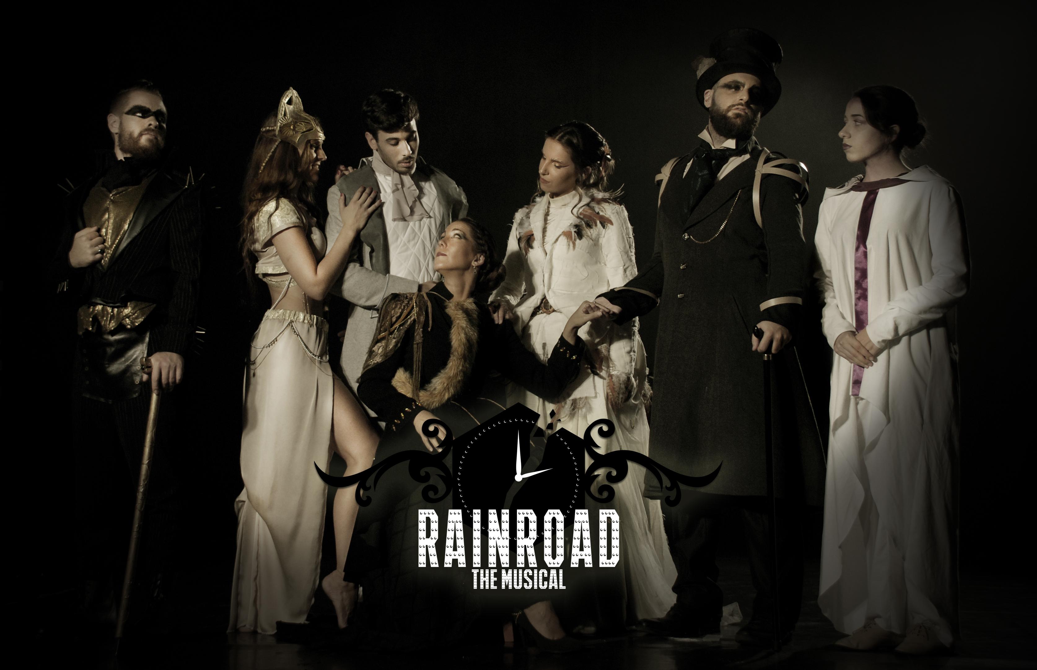 Rainroad The Musical
