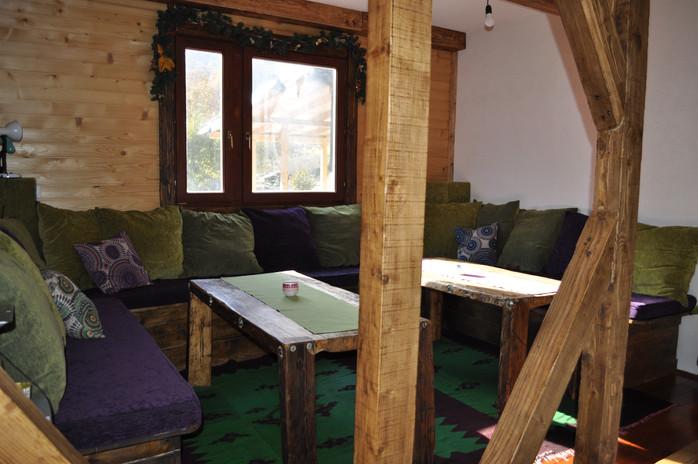 Tsarevec guesthouse Mavrovo