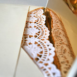 Classy papercut craft
