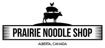 Prairie Noodle Shop interior design