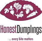 Honest Dumplings branding