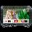 """Thumbnail: LED 55"""" LWD-505AA Smart V.9"""