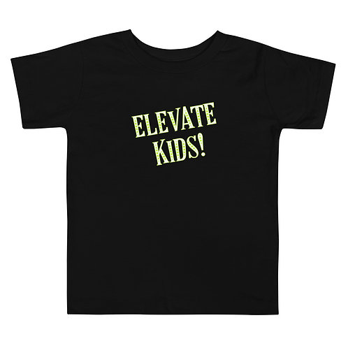 Toddler - Elevate Kids Black