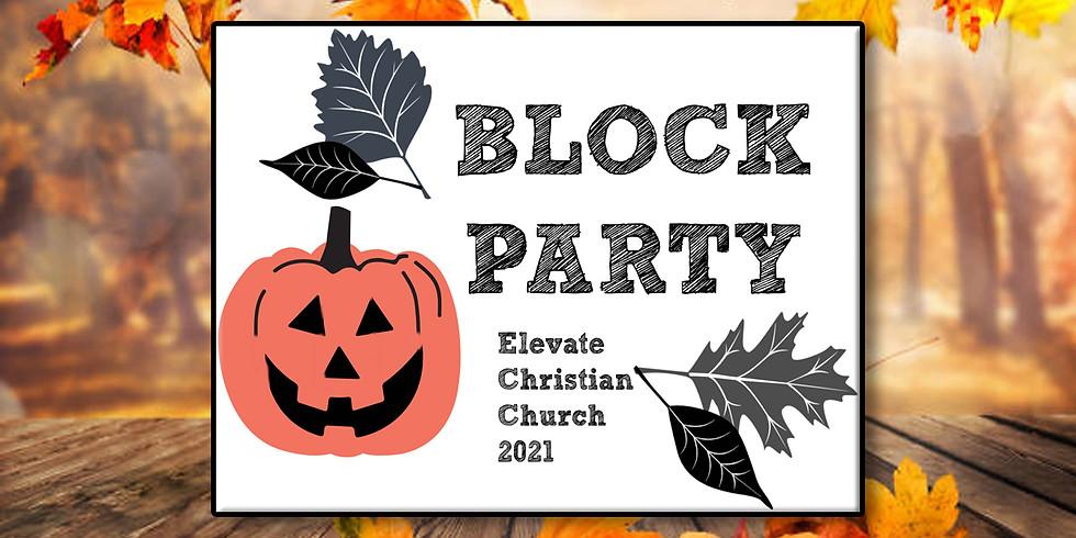 Hiram Family Block Party