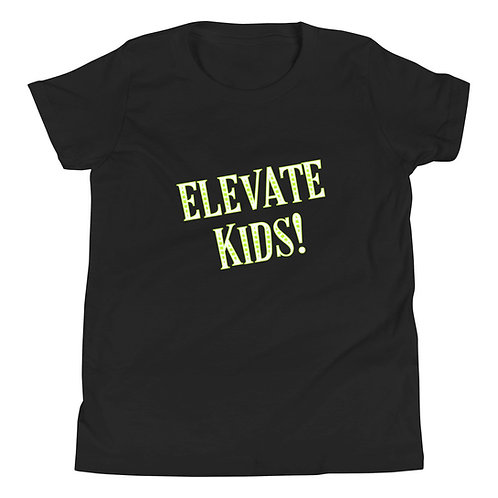 Youth Short Sleeve Elevate Kids T-Shirt