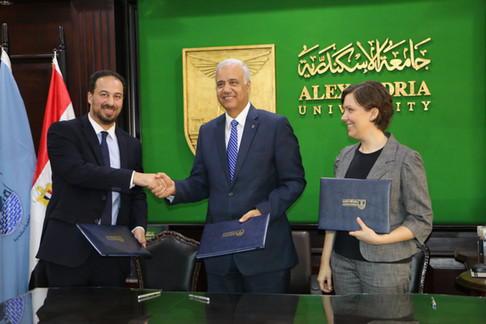Developing Disability Centers in five public universities in Egypt -  AMIDEAST: Higher Education Initiative, 2018-2020