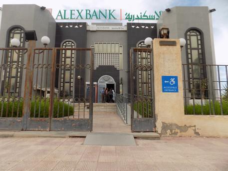 Accessible Customer Experience – ALEXBANK, 2018