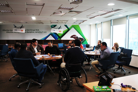 Customers with Disabilities Service Training – CIB, 2017