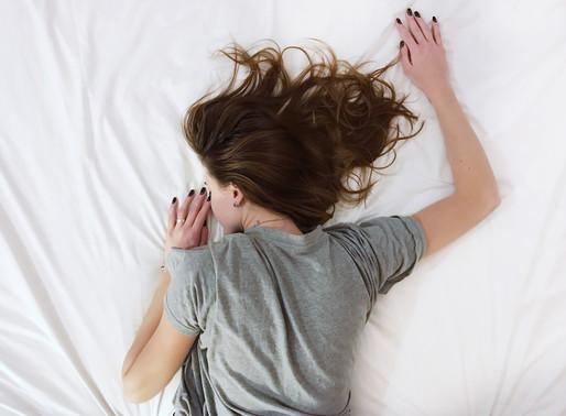 Unen ja levon merkitys kilpaurheilussa