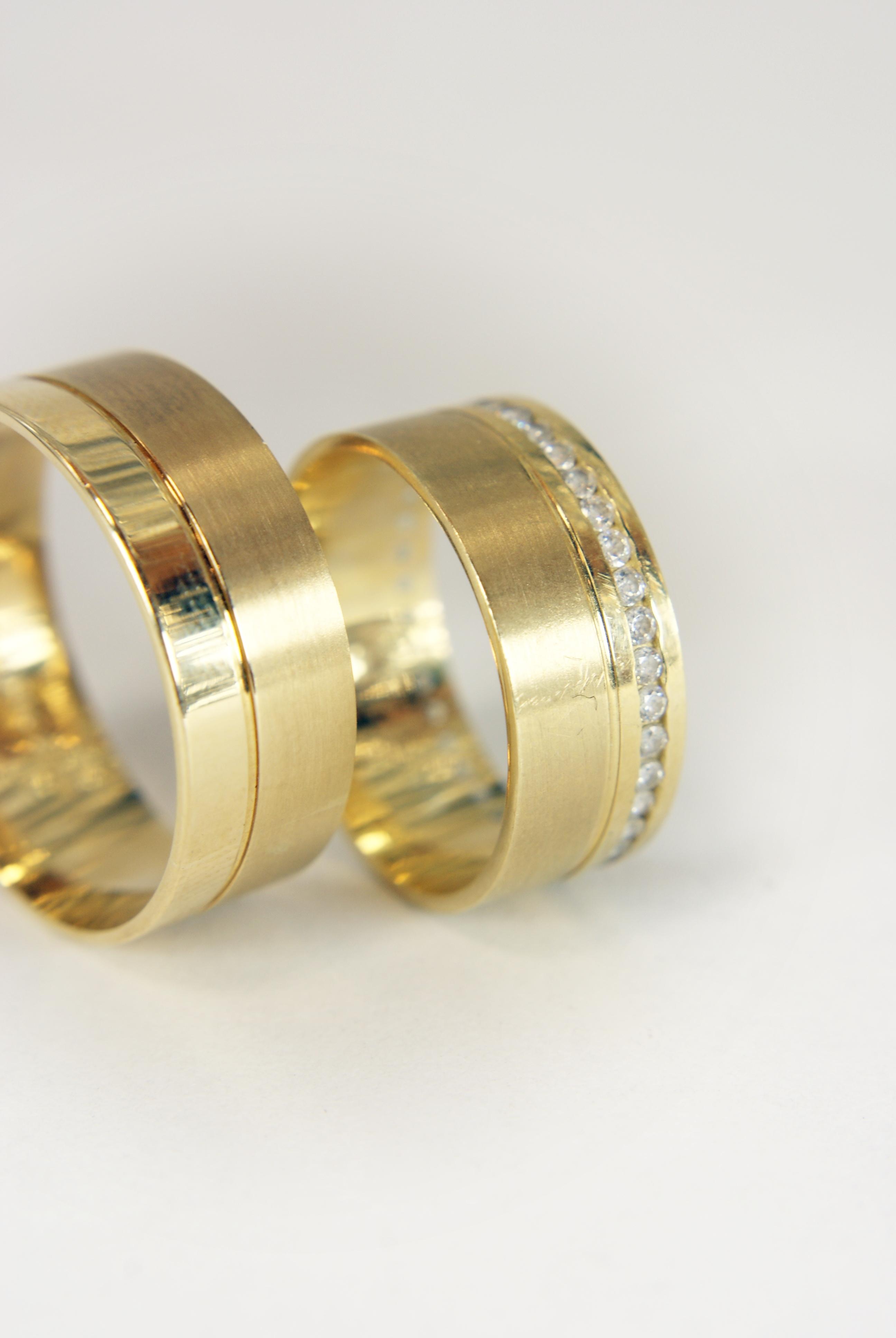gold eheringe