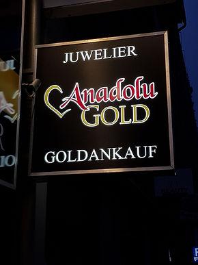 goldankauf linz - juwelier -anadolu gold
