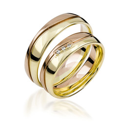 gelbgold linz ring