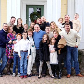 Family for the Holiday | 12 South Nashville, TN