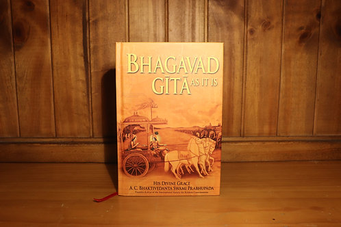 Bhagavad Gita As It Is (Hardbound)