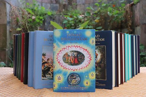 Srimad Bhagavatam (Complete Set)