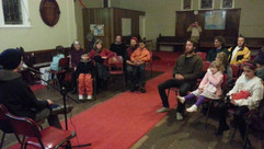 A Happy Jiva Event with the locals in Katoomba!