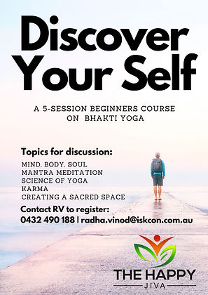 The Discover Your Self Course