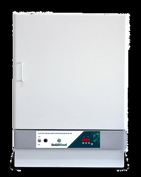Estufa laboratorial com circulação de ar e pid