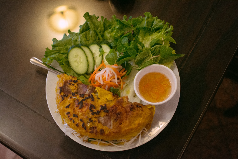 Saigon Crepe