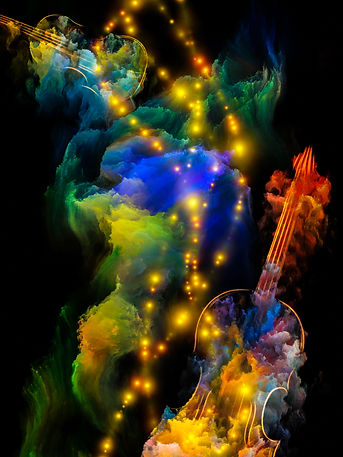 The Jefferson Place Just Music Image - Library of books music and quotes to inspire, relax and calm your mood