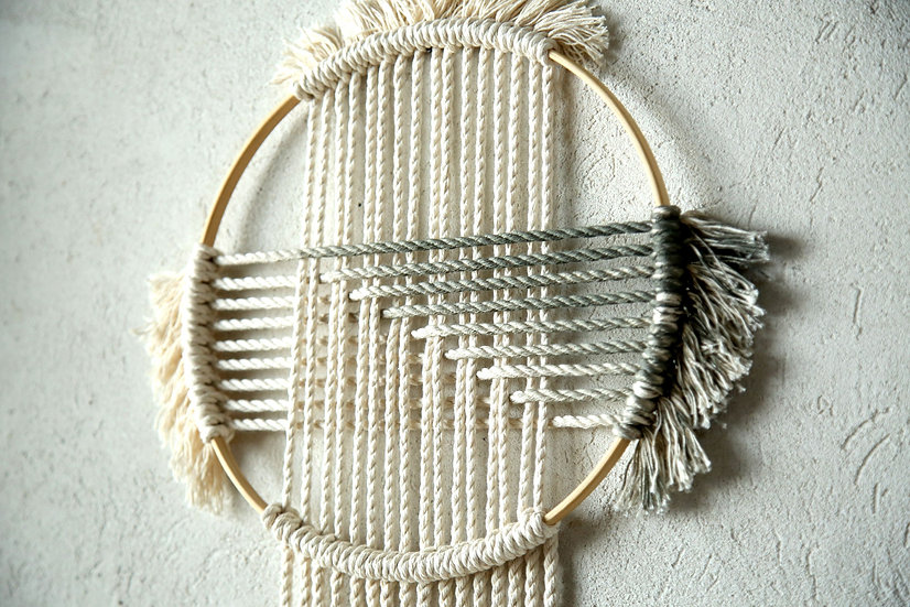 copy of טבעת עץ ומקרמה בטבעי וושחור