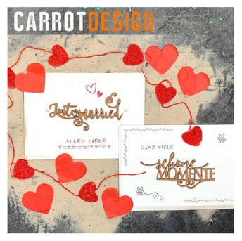 Besondere Glückwunschkarten zur Hochzeit