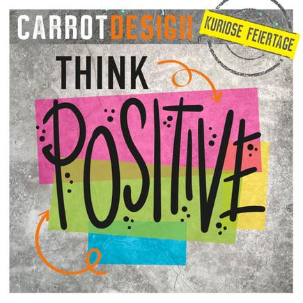 Tag des positiven Denkens 2021