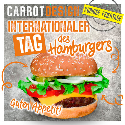 Internationaler Tag des Hamburgers