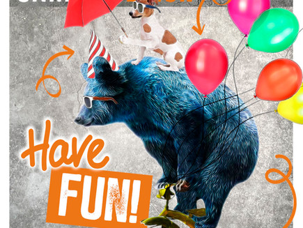 Have fun - Feier das Leben!