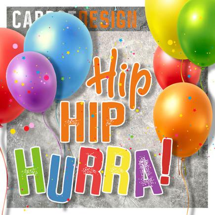CarrotDesign hat Geburtstag!