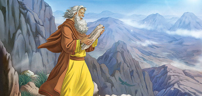 God Gives the Commandments Day 2 - Copy.
