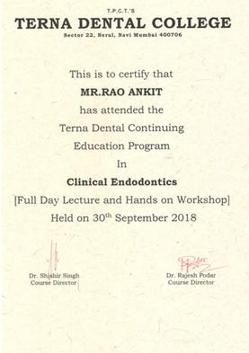 Endodontics Certificate.jpg