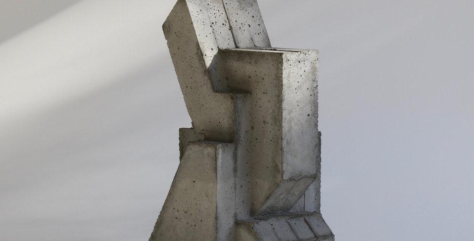 Brutal Monument III / Concrete