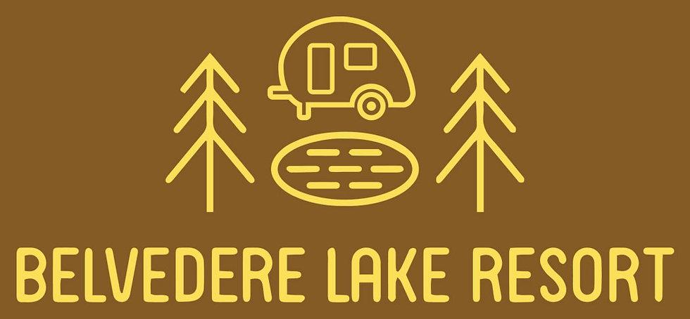 Belvedere Lake Resort Logo