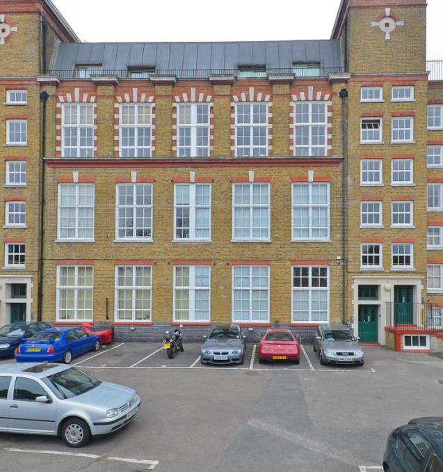 Grenier Apartments