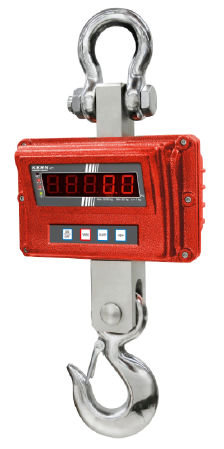 KERN HFO Crane Scale - Up to 6000kg. Prices from: