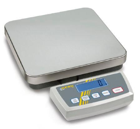 KERN DE-D Platform Parcel IP65 Stainless Scale