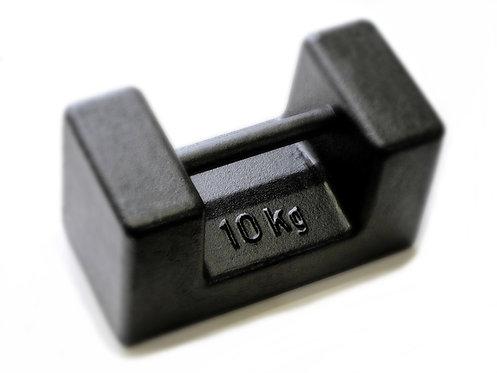 UKAS 10Kg Bar Weight